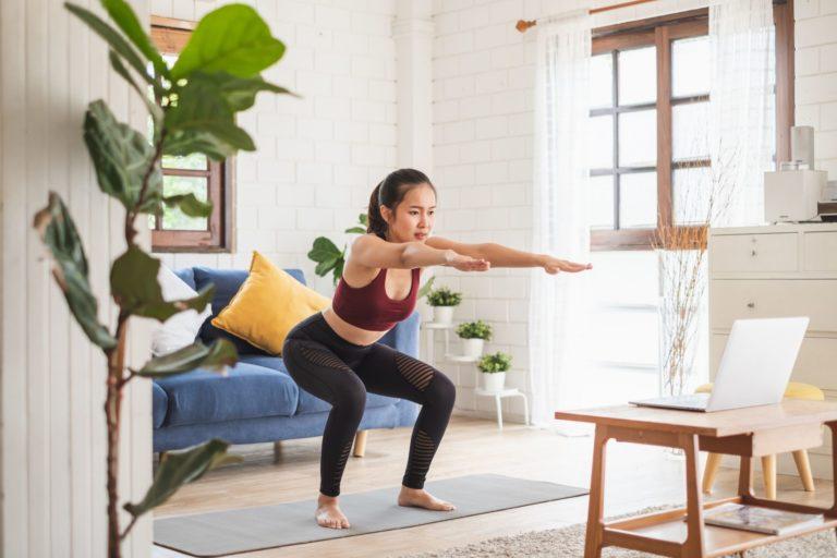 O que você precisa para praticar atividades físicas no apartamento